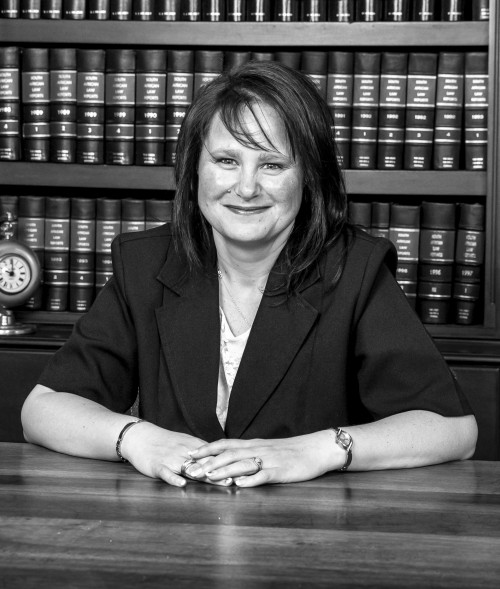 Cathrina Wilhelmina De Beer (Kitty) : Attorney and Conveyancer