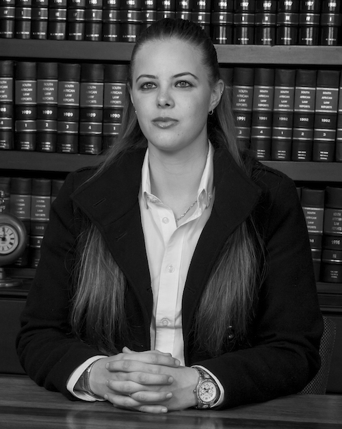 Candice Pask : Candidate Attorney