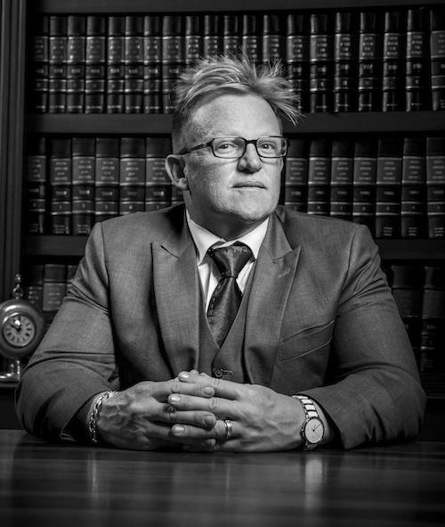 Theunis Frans Kruger : Attorney